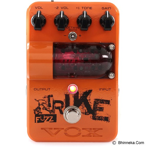 VOX Tone Garage Trike Fuzz [TG2TRFZ] - Gitar Stompbox Effect